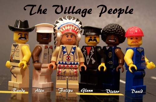 The Village People  Everybody, Sing Along Its Fun -1034
