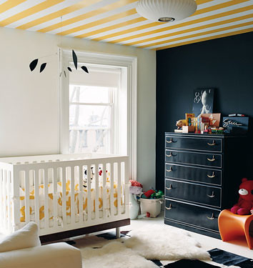 jenna lyons nursery from domino | by shalomama