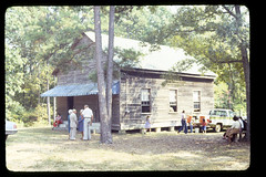 Old Loosascoona Primitive Baptist Church, Air Mount MS