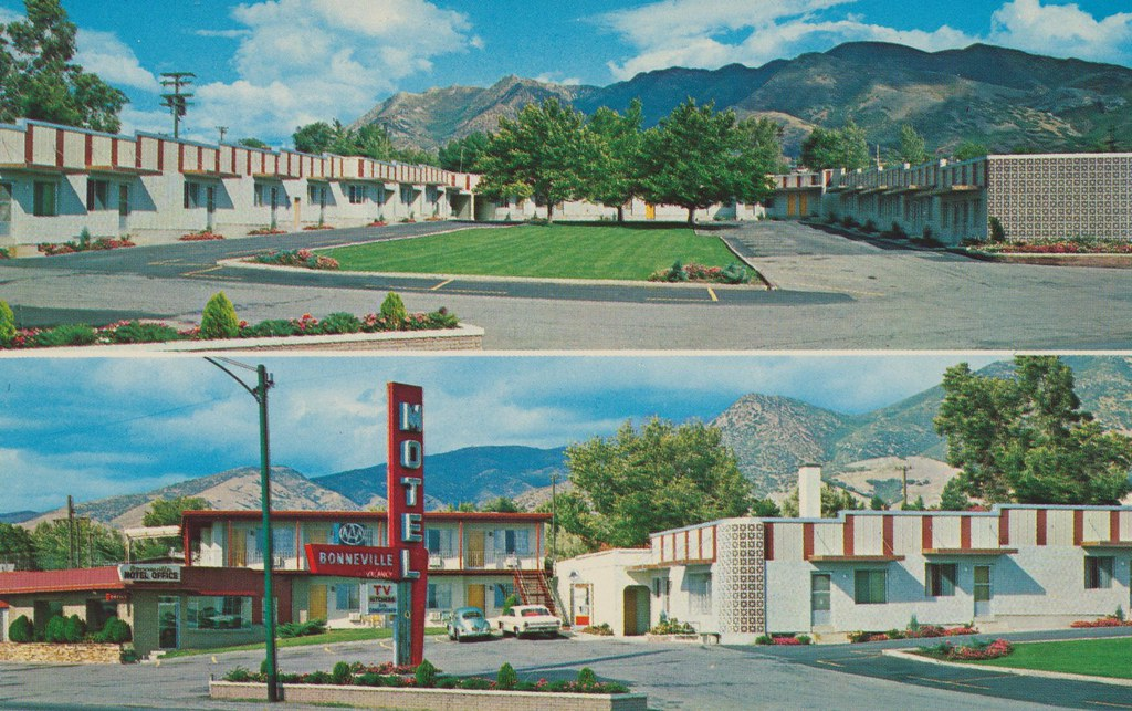 Bonneville Motel - Salt Lake City, Utah