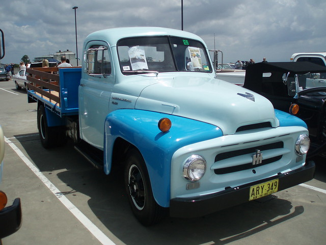 1954 International Harvester Ar 130 Series Truck 1954