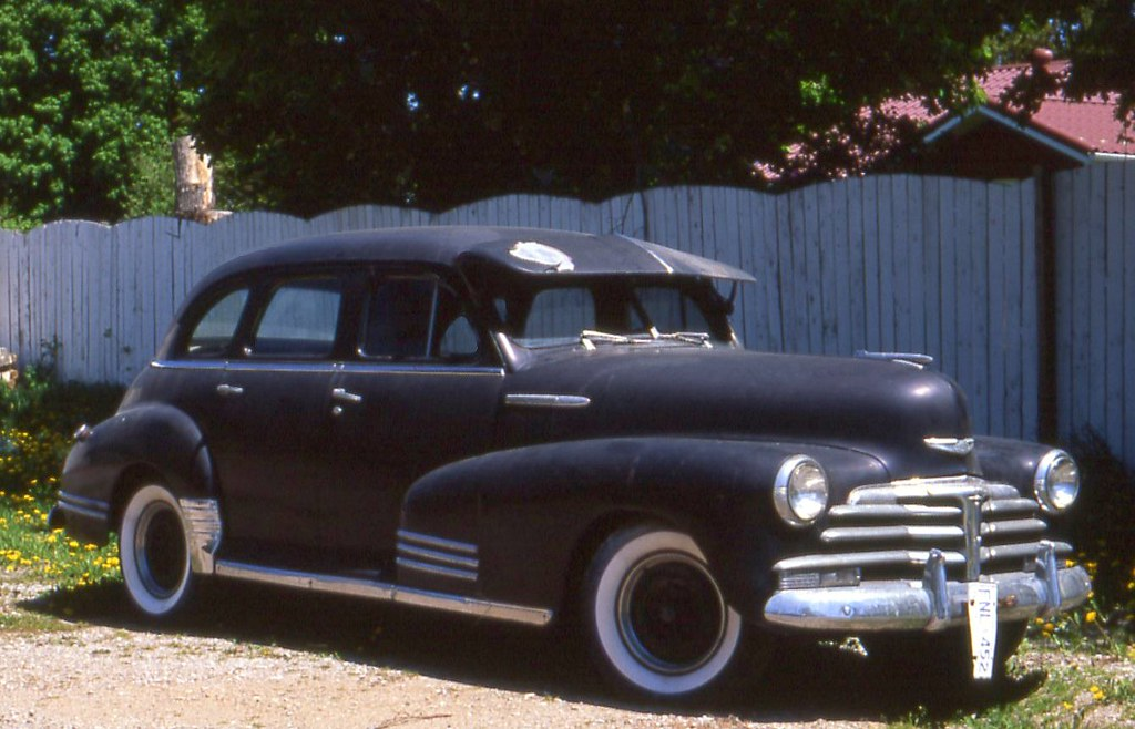 1948 chevrolet fleetmaster 4 door richard spiegelman