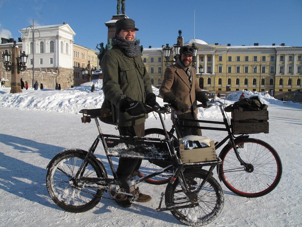Helsinki en invierno, una de las mejores ciudades para unas vacaciones de invierno