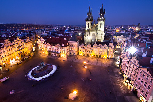 Old Town Square, Prague | by Florin Draghici