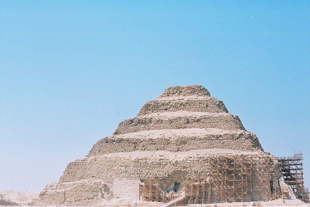 階梯金字塔(Step Pyramid), on Flickr