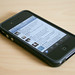 iPhone 4 - Twitter