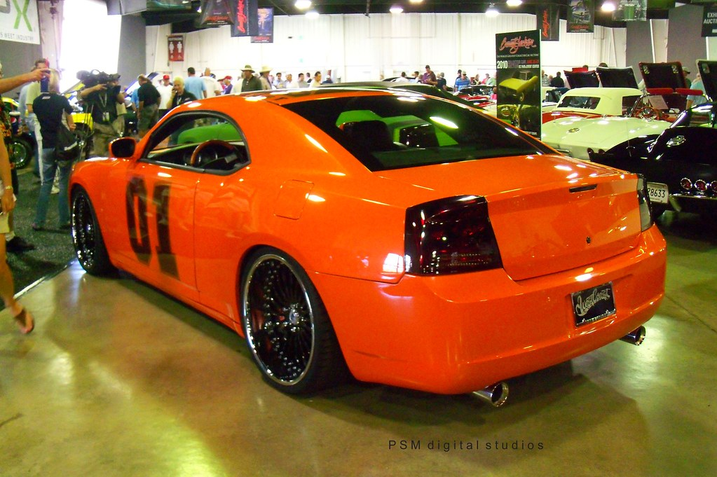 Barrett Jackson Classic Car Auction 2006 Dodge Charger Gen… | Flickr
