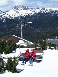Opening Day Chairlift Rides | by Mt Bachelor