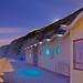 Wavey Roofed Ovingdean Undercliff Café and Public Toilets