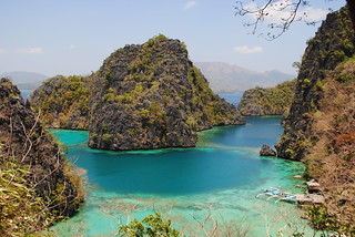 A part of Coron Island | by Jenn Lie