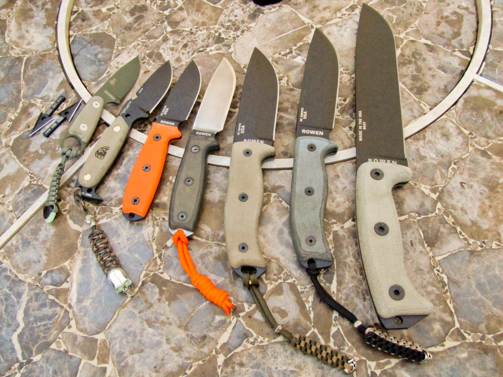 Rat Knives Rc-5 rc Esee Knives Rat Cutlery