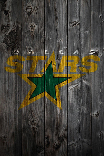 dallas stars wood iphone 4 background flickr photo