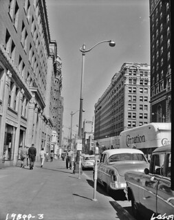 Fourth Avenue, 1959 | by Seattle Municipal Archives