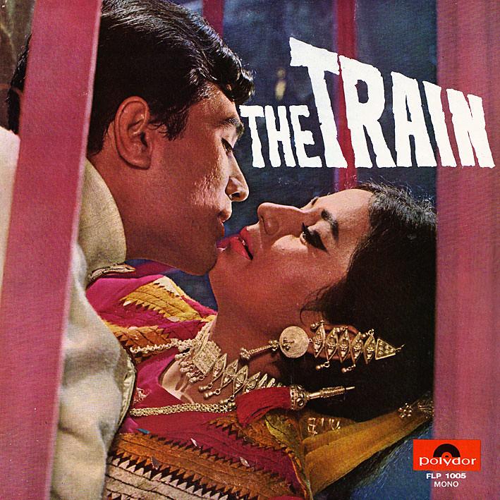 rahul dev burman the train 1970 polydor flp1005