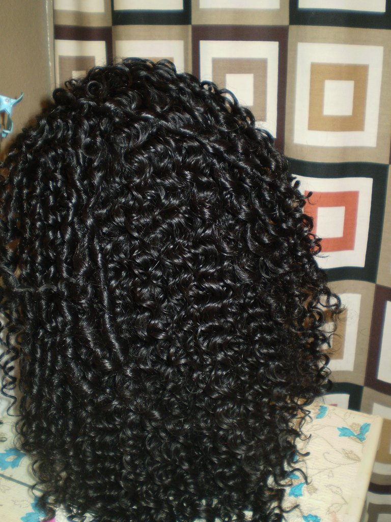 friday night hair back view | beautiful curly-q's! | Tami ...