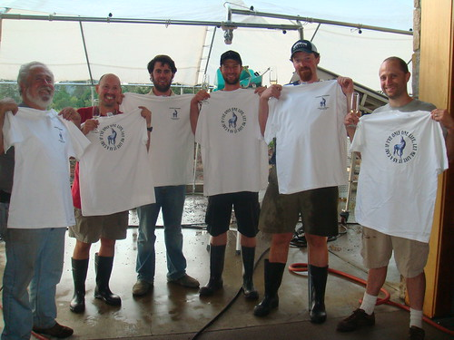 Dry T-shirts 2009 | by Anomaly Vineyards