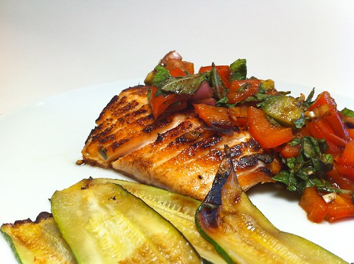 Grilled Salmon In Foil Food Network