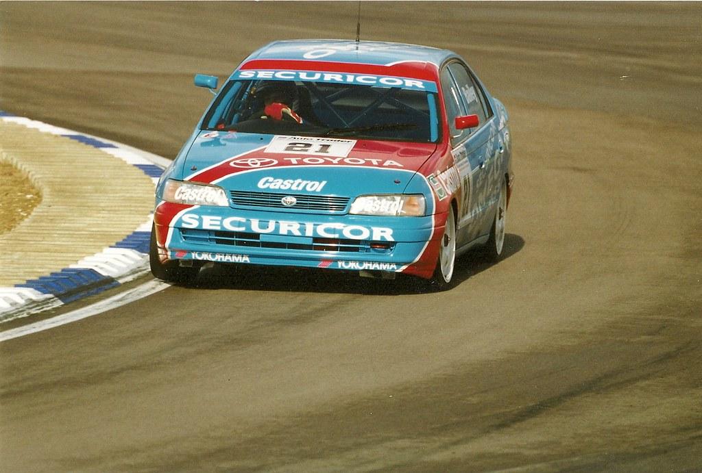 Julian Bailey Toyota Carina Btcc 1993