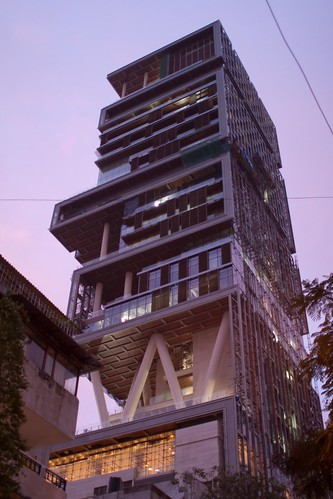Ambani House July 2010 | by Jay Hariani