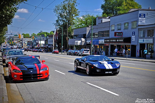 Ford GT with Viper ACR | by Dylan King Photography