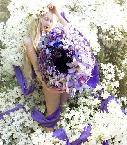 Wonderland : The Lullaby of May | by Kirsty Mitchell