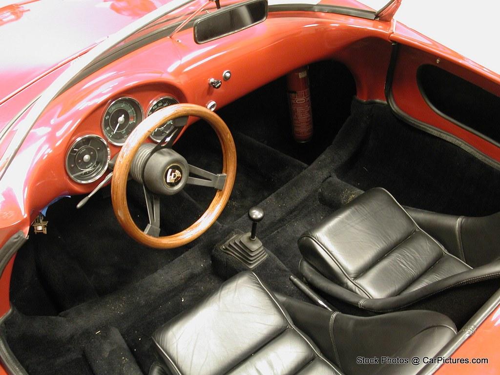 1955 porsche 550 spyder beck replica by carpictures dot com - Porsche Spyder Replica Kit