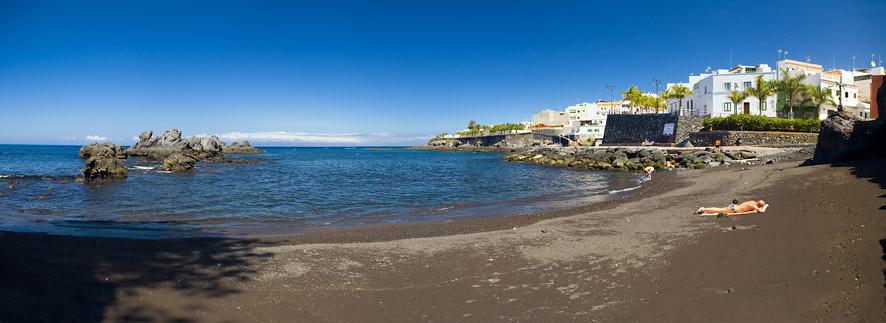 Playa de alcal gu a de isora en la costa de gu a de - Guia de tenerife pdf ...