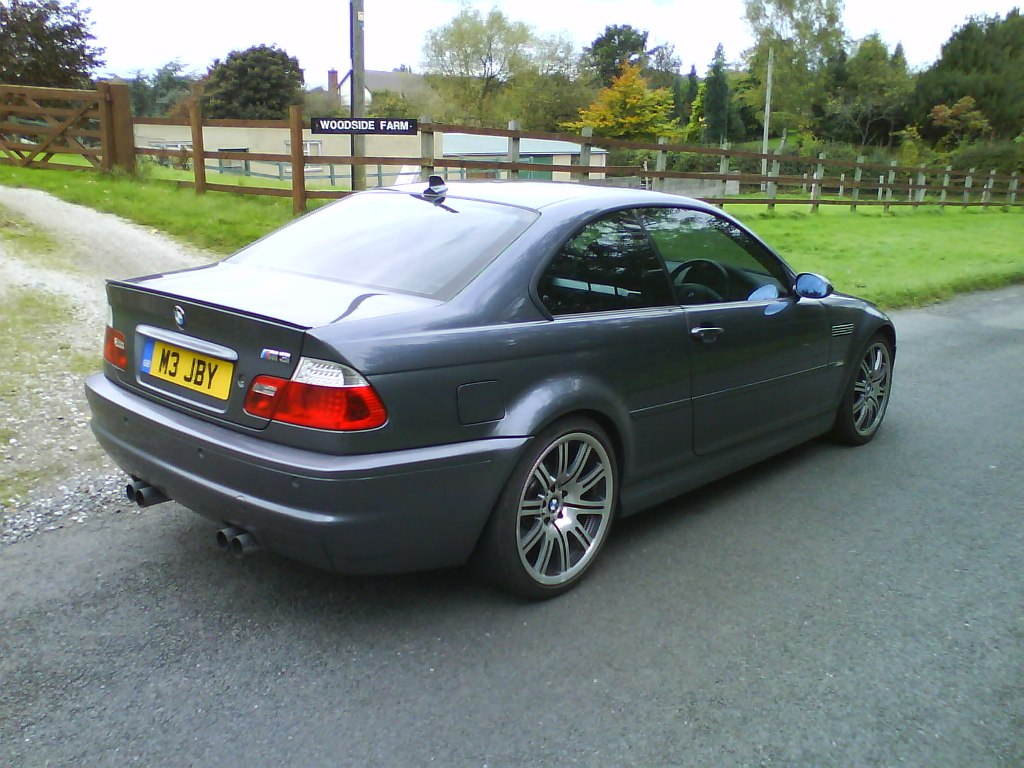 E46 M3 Coupe Steel Grey Metallic Bmw Car Club Gb
