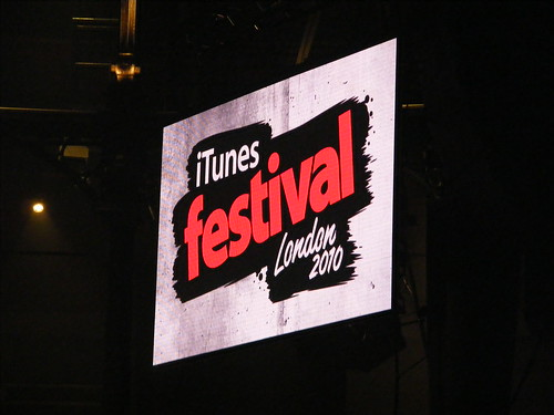 iTunes festival | by The Style PA