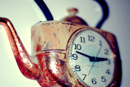 Antique Clock | by cobblucas