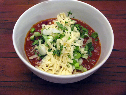 myvegetarianchili | by The Amateur Gourmet
