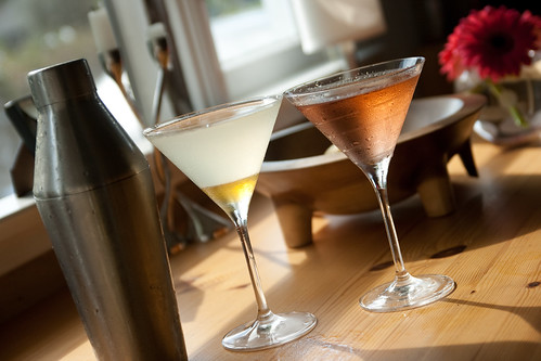 Drink of the Month: Cold Comfort Martini & Barbed Wire | by juniorbird