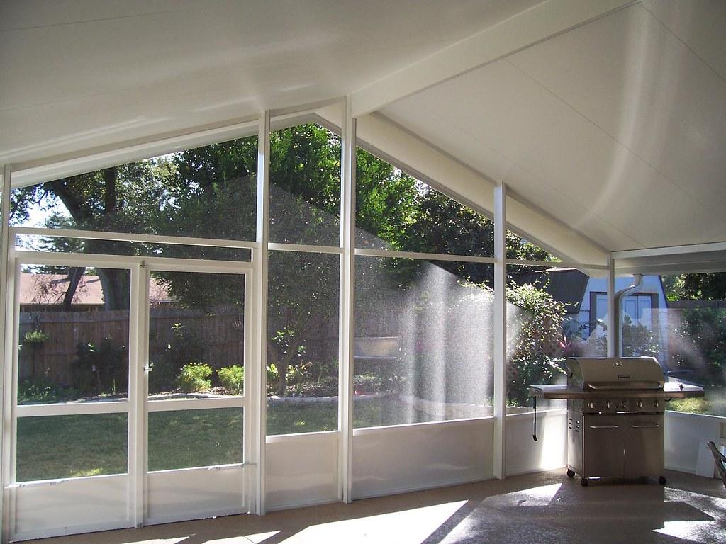 Florida Screened Porches : Longwood screened porch orlando central florida prager