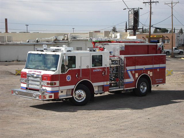 Las cruces nm fire department engine 5 las cruces new for Las cruces motor vehicle division las cruces nm