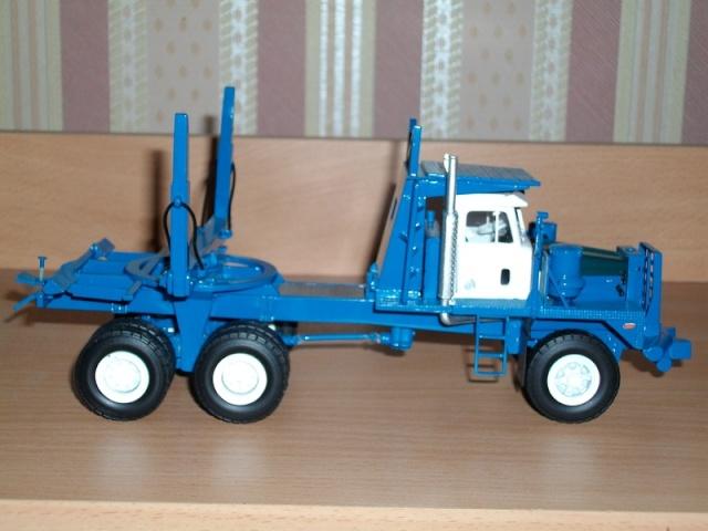 Kenworth 850 0ff Highway Logging Truck Collection Dan
