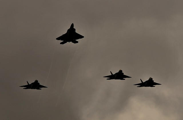 Sundays Missing Man Formation | Flickr - Photo Sharing!