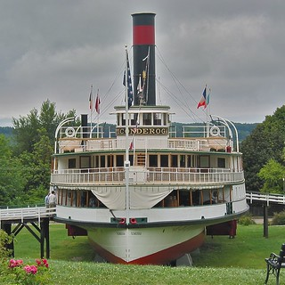 Ticonderoga (1906) – National Historic Landmark | by origamidon