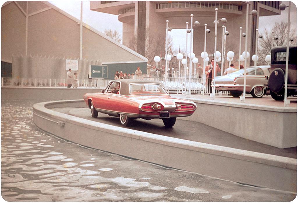 1964 Chrysler Turbine Car Ny World S Fair It S 1963 And Flickr