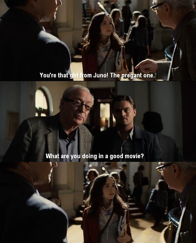 Inception Meme | Inception Meme | Daniel Silva | Flickr Ellen Page