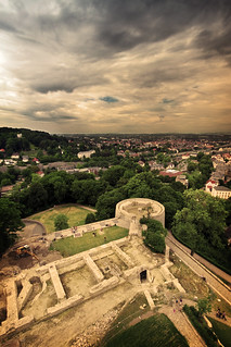 Bielefeld from Above | by kirberich