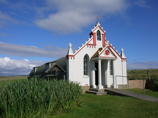 The Italian Chapel, Lamb Holm, Orkney | by I like