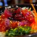 Ahi Tuna Poke Bowl ~ FishTail Grill, Valencia, California