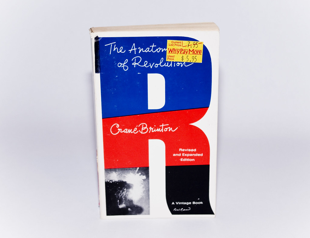 Paul Rand The Anatomy Of Revolution Book Jacket Design Flickr