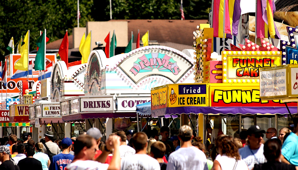 Best Food At Ny State Fair