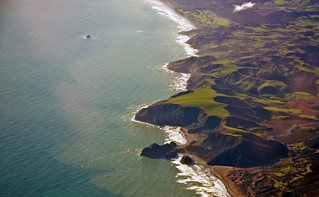 New Zealand landfall - Auckland West Coast, 16 Aug. 2010 | by PhillipC
