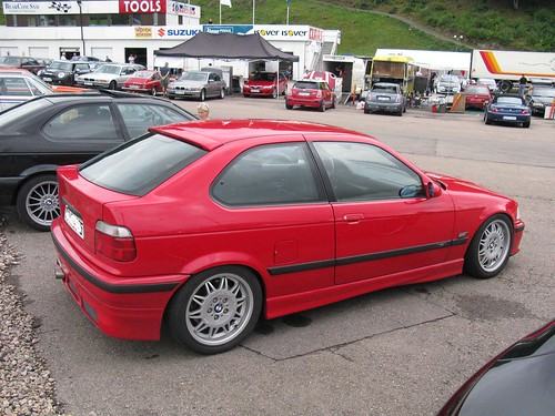 Bmw M3 Compact This Compact Has Been Giftet With A M3 3