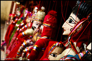 Rajasthan Dolls | by Poi Photography