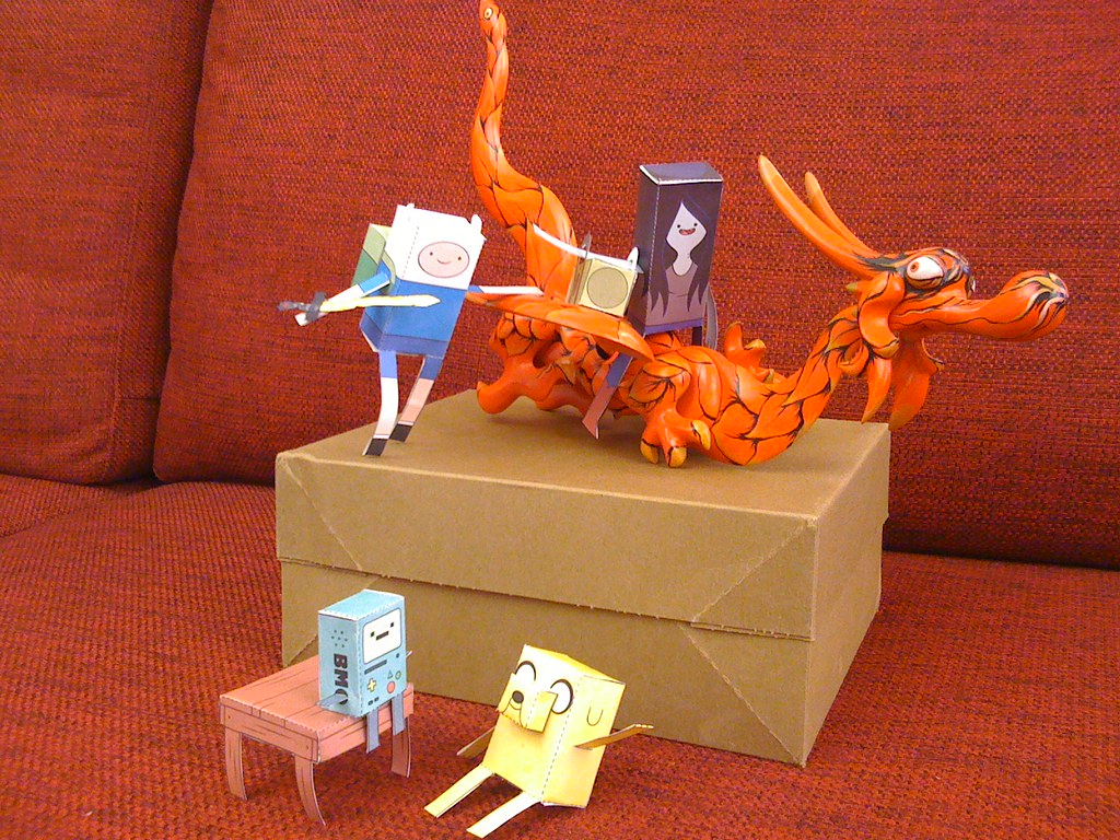 Crafts Adventure Time