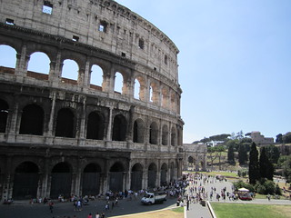 Colosseum | by veganbackpacker