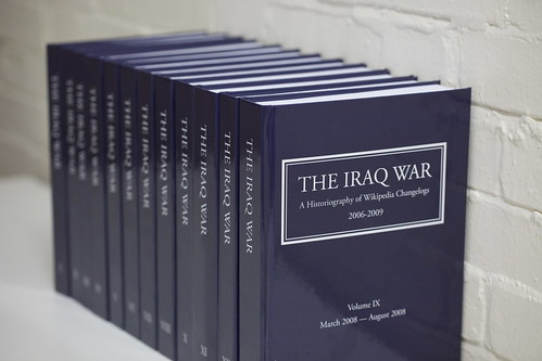 The Iraq War: Wikipedia Historiography | by STML